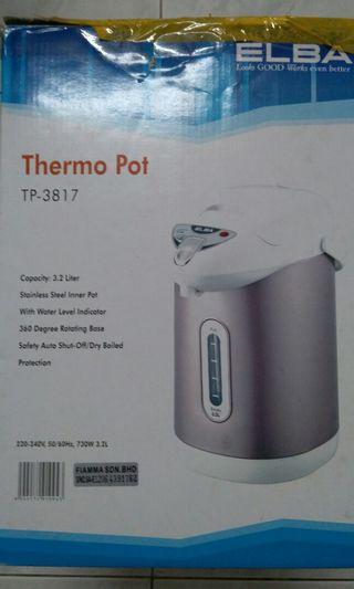Elba Thermo Pot#RayaHome