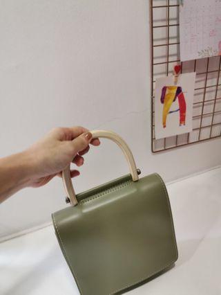 Zara inspired Handbag dinner bag sling bag