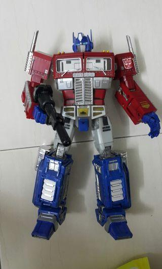 Transformers optimus prime mp10