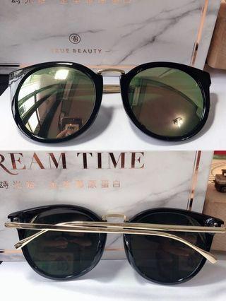 🚚 韓版反光墨鏡/太陽眼鏡 抗UV