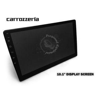 CARROZZERIA (AVC-CB102) 10.1'' DISPLAY ANDROID CAR PLAYER