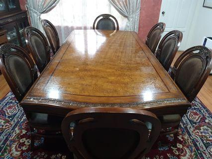 Modern Antique Dining Table