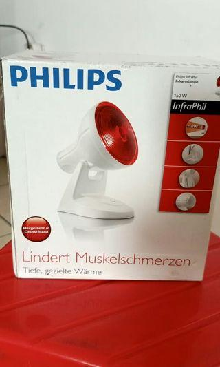 Philips muscular pains