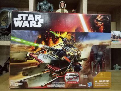 Star Wars Desert Landspeeder.