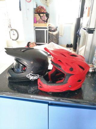 Full Face Helmet for E-scooter