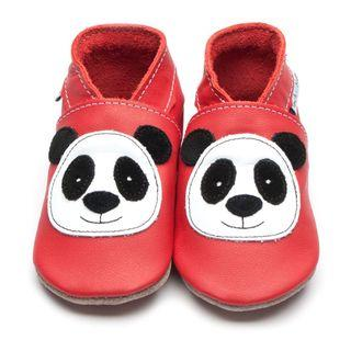 inch blue BB shoes - Panda Red