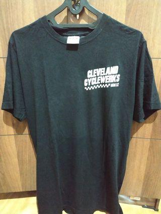 Kaos /t-shirt cleveland (ccw) size m