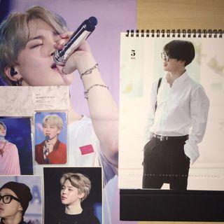 bts jimin fansite 2019 season's greetings