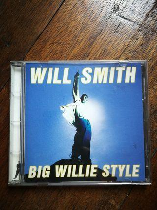 "RARE Will Smith ""Big Willie Style"" CD"