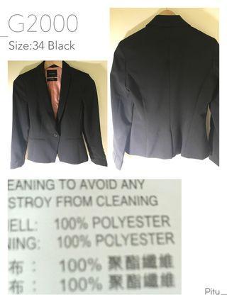 G2000女性西裝外套