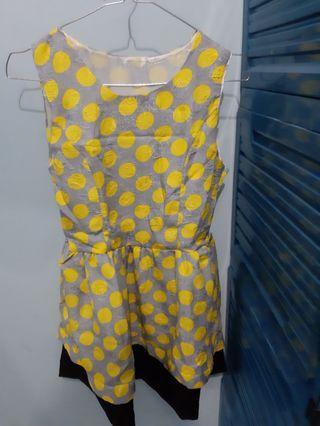 #BAPAU Polkadot dress
