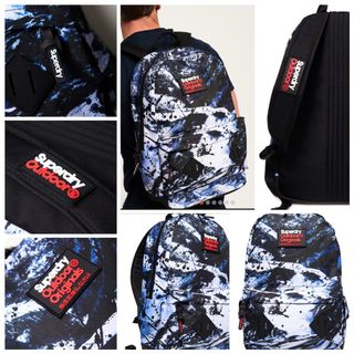 ca78caa076464 Authentic Superdry backpack