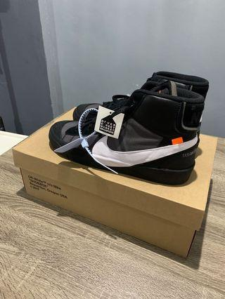 🚚 Nike OFF WHITE blazer US11