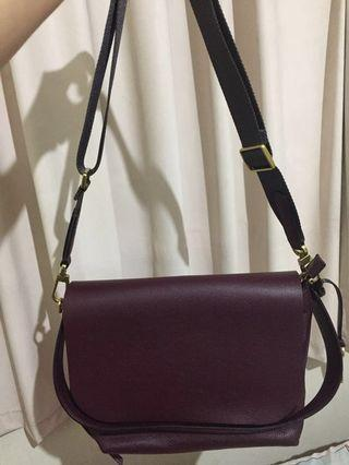 Authentic Fossil Maya Crossbody