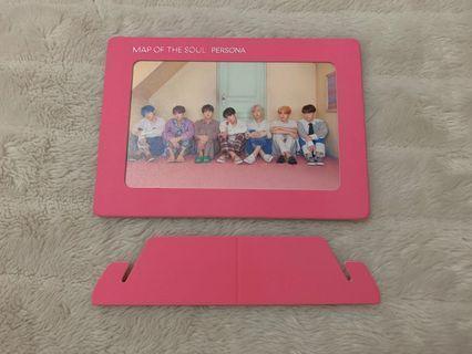 BTS Official MOTS Persona Pre-order Frame