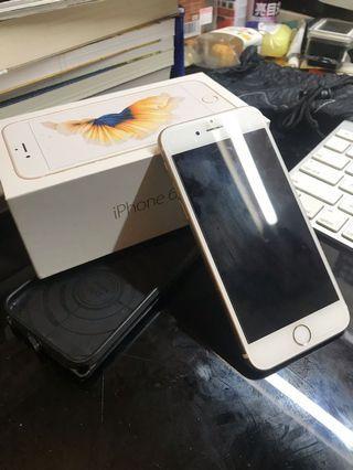 iPhone 6s 128gb 香港行貨