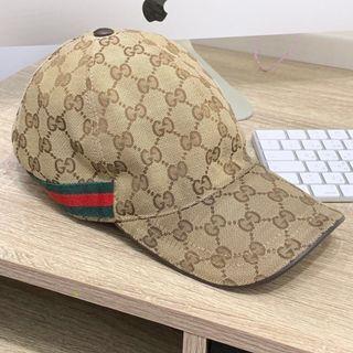 Gucci GG Canvas hat
