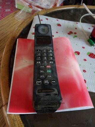Motorola handfon ultra sleek