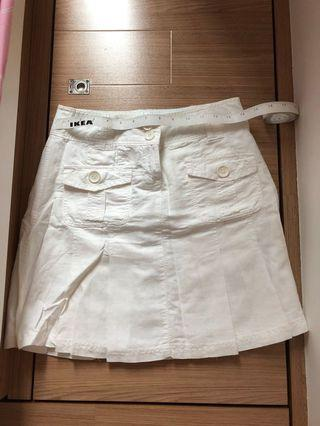Esprit White Skirt/dress