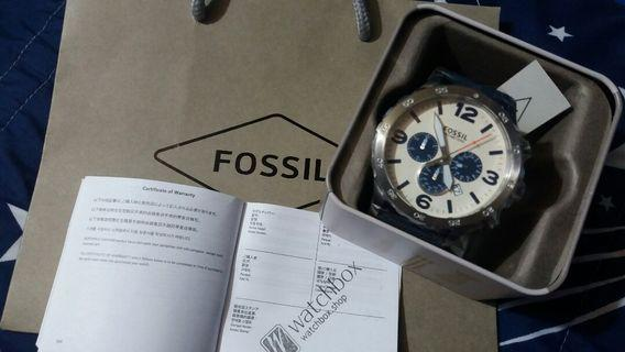 🚚 fossil chronograph (available thru 7-11 c.o.d)