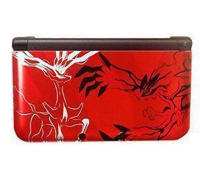 Nintendo 3DS XL (Pokémon X and Y RED)