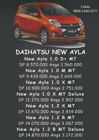All New Daihatsu
