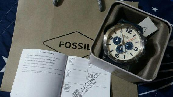 🚚 fossil chronograph(available thru 7-11 cod or meet-ups)