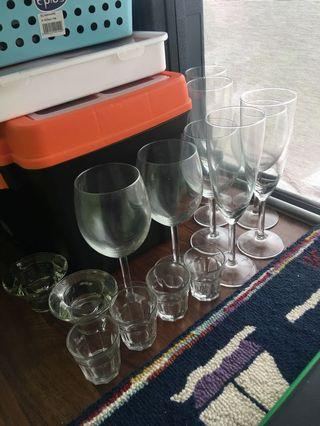 Ikea Wine Cups Champagne Cups