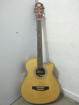 Cristofori Acoustic Guitar
