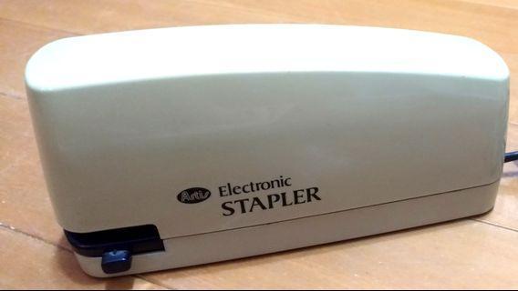 🚚 電動定書機