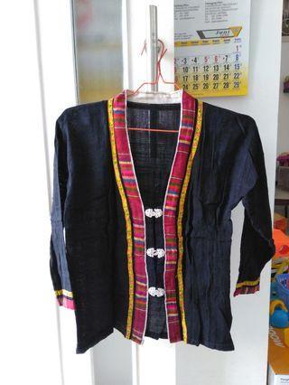 Baju khas negara Laos, suku Hmong
