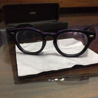 🚚 JINS 平光眼鏡