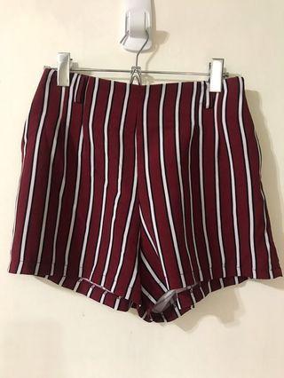 🚚 線條西裝短褲