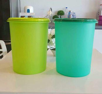 💚 Tall Canister 10Liter 💚  Retail rm 89 ( 1pc )          🌹RM 120 1pair ( Sepasang )