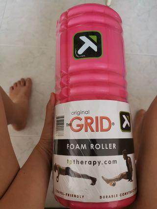 🚚 Original The GRID foam roller