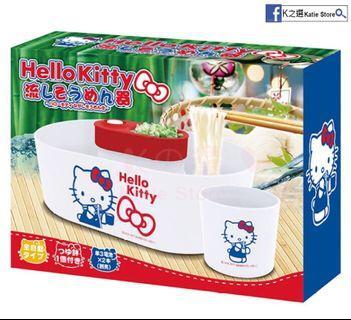 日本直送✈️Sanrio Hello Kitty 親子流水麵機