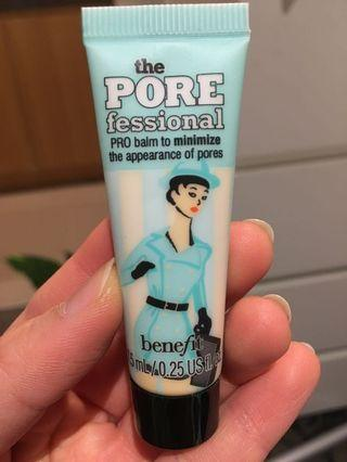 BRAND NEW RRP$23 Benefit Cosmetics Travel-sized Porefessional pro-balm primer