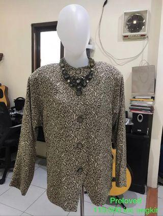 Semi blazer batik exclusive