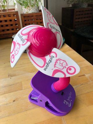 🚚 Stroller fan/table fan