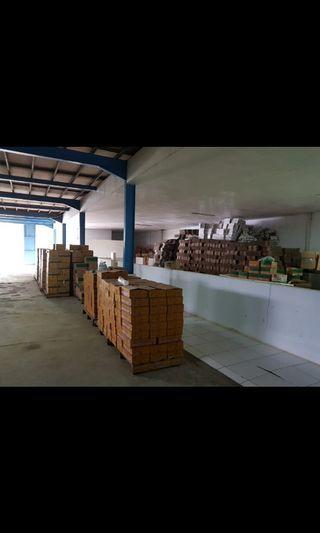 Bangunan ex. Pabrik Sukabumi