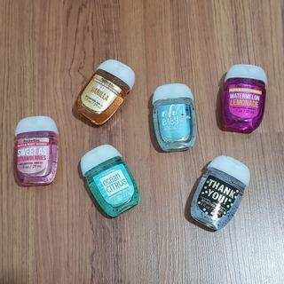 #MidValley Bath And Body Works Hand Sanitizer 6bottle