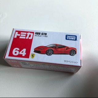Tomica Ferrari 488 GTB