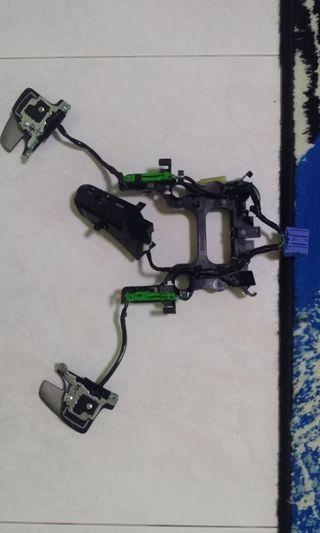 Honda Civic Steering wheel - Paddle Shift & Audio Control connector harness for Sale.
