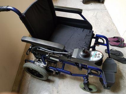🚚 Motorised Wheelchair