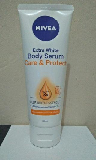 Nivea Body Serum Care & Protect 180ml