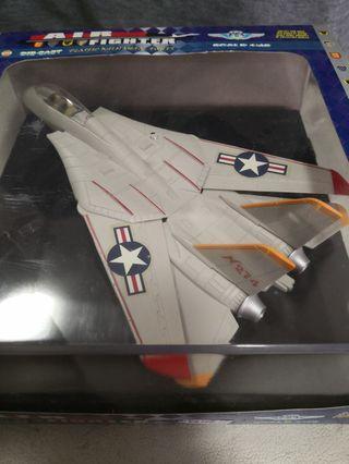 合金 模型 戰機 F-14A