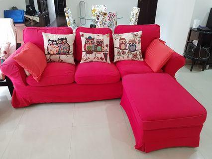 3seater Sofa and Dining set