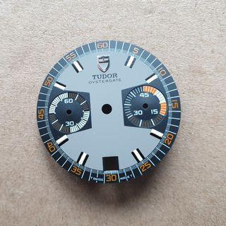 Tudor monte carlo NOS tritium dial 7159 7149 7169 (Grey colour)
