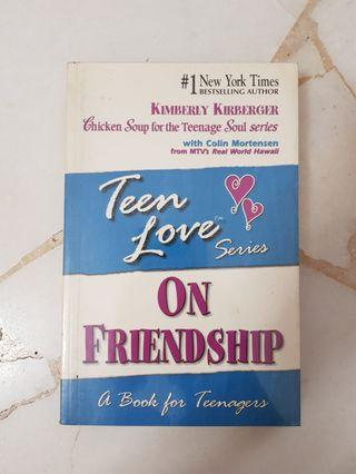 Chicken Soup Teen Love Series on Friendship