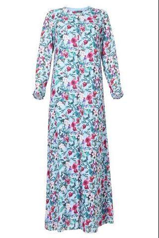 Poplook jubah dress